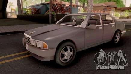 Sentinel GTA III Xbox para GTA San Andreas