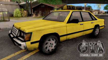 Taxi from GTA VC para GTA San Andreas