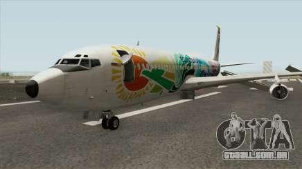 Boeing 707-300 ADV (Ecuatoriana De Aviacion) para GTA San Andreas