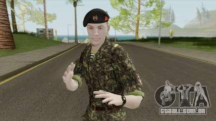 Marine Of The Russian Federation para GTA San Andreas