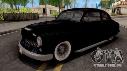 Mercury Eight Custom (9CM-72) 1949 IVF para GTA San Andreas