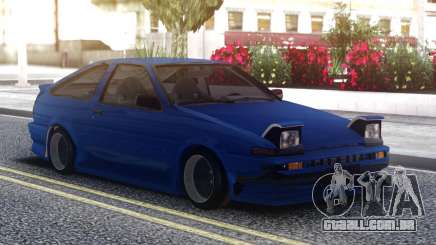 Toyota Corolla AE86 Sportcar para GTA San Andreas