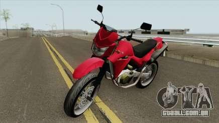 Yamaha XT600 para GTA San Andreas