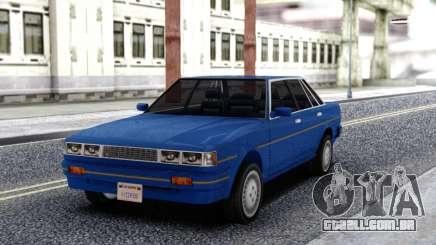 Toyota Cresta GX71 SuperLucent para GTA San Andreas