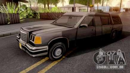 Romero Hearse GTA VC Xbox para GTA San Andreas