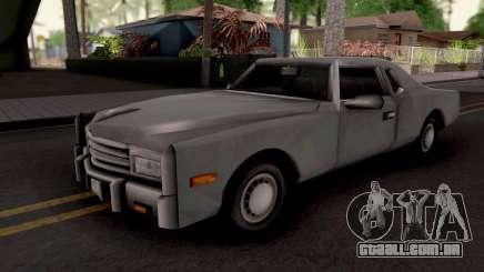 Esperanto GTA III Xbox para GTA San Andreas