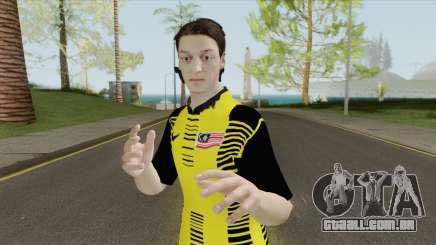 Jersey Malaysia para GTA San Andreas