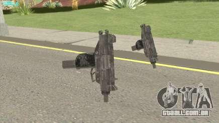 Micro Uzi (PUBG) para GTA San Andreas