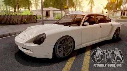 GTA IV Pfister Alterego para GTA San Andreas