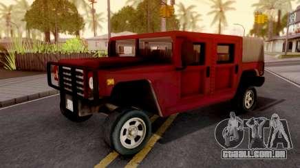 Patriot GTA III Xbox para GTA San Andreas