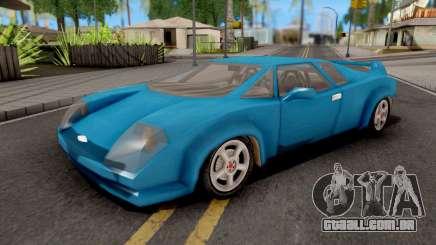 Infernus GTA VC Xbox para GTA San Andreas