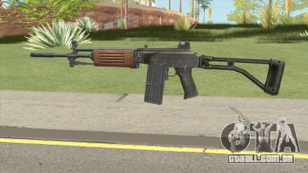 Galil 308 Assault Rifle para GTA San Andreas
