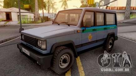 UAZ-3170 FSB para GTA San Andreas