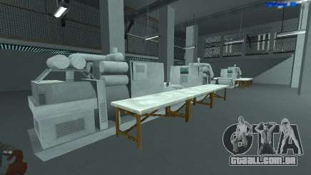 Fábrica nova (Versão 1) para GTA San Andreas