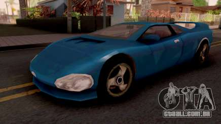 Infernus GTA III Xbox para GTA San Andreas
