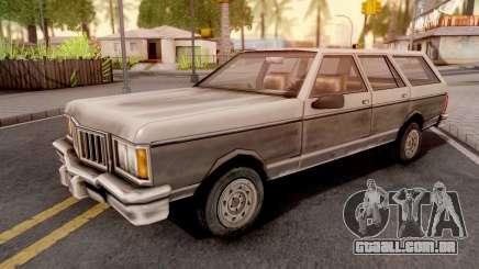 Regina GTA VC Xbox para GTA San Andreas