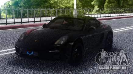 Porsche Cayman GTS 2015 para GTA San Andreas