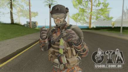 Merc V2 (Call of Duty: Black Ops II) para GTA San Andreas
