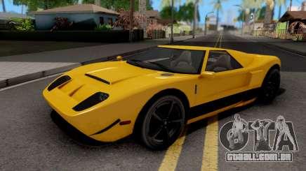 Vapid Bullet GTA 5 Yellow para GTA San Andreas
