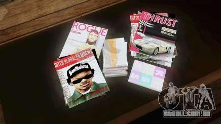 Grove Street In The Jungle (Magazine) para GTA San Andreas