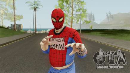 Spider-Man Unlimited Earth X para GTA San Andreas