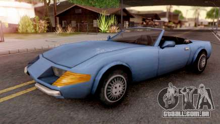 Stinger from GTA VC para GTA San Andreas