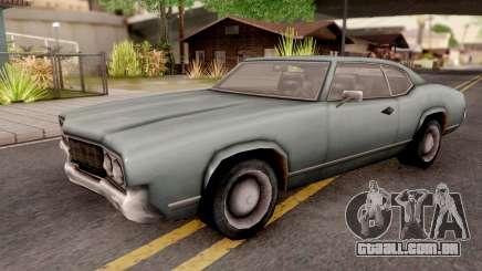 Sabre from GTA VC para GTA San Andreas