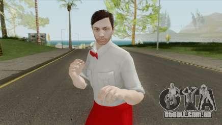 GTA Online Random Skin 20 Cherry Popper Employee para GTA San Andreas