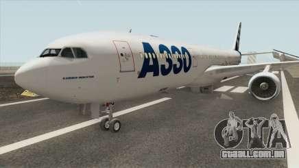 Airbus A330-300 GE CF6-80E1 para GTA San Andreas