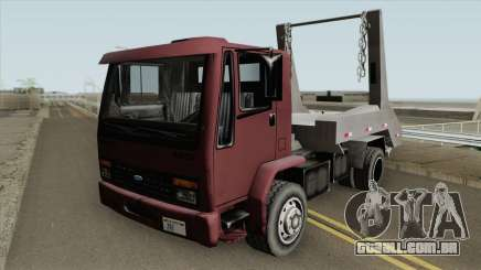 Ford Cargo 1415 (DFT30 Edition) Entrulho para GTA San Andreas
