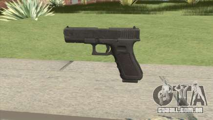 Glock 17 Black para GTA San Andreas