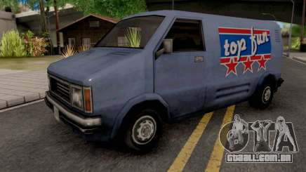 Top Fun from GTA VC para GTA San Andreas