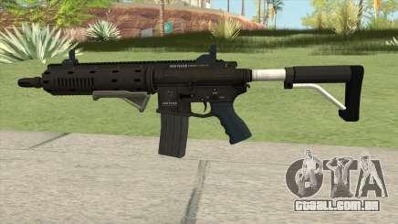 Carbine Rifle GTA V Grip (Deafult Clip) para GTA San Andreas