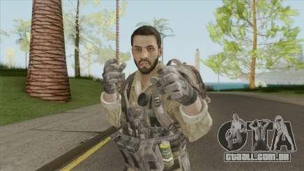 ISI Soldier V3 (Call Of Duty: Black Ops II) para GTA San Andreas