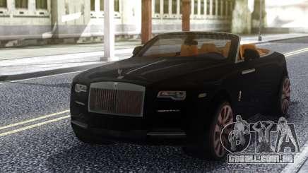 Rolls-Royce Dawn Black para GTA San Andreas