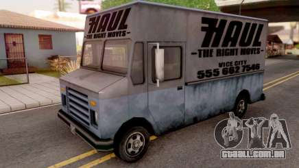 Boxville from GTA VC para GTA San Andreas