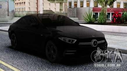 Mercedes-Benz AMG CLS53 2019 para GTA San Andreas