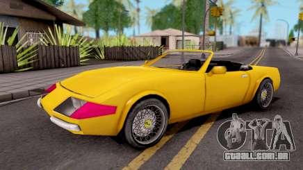 Stinger GTA VC Xbox para GTA San Andreas