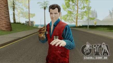 Ashley J. Williams V1 (Dead By Deadlight) para GTA San Andreas