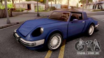 Comet GTA VC Xbox para GTA San Andreas