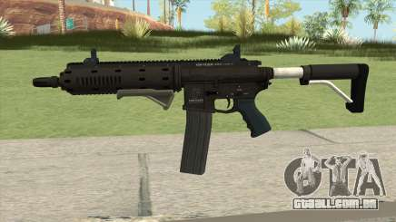 Carbine Rifle GTA V Grip (Extended Clip) para GTA San Andreas