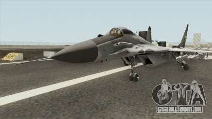MiG-29 Indian Air Force para GTA San Andreas