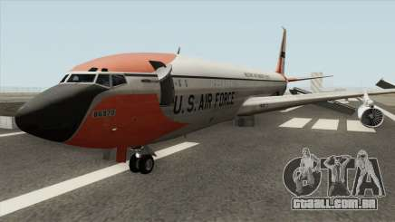 Boeing 707-300B (U.S. Air Force) para GTA San Andreas