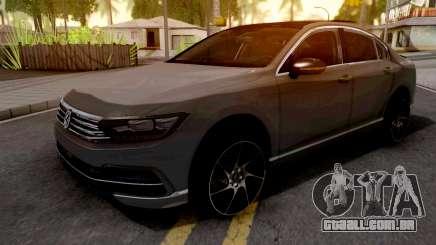 Volkswagen Passat R-Line Pasaoglu Edition para GTA San Andreas