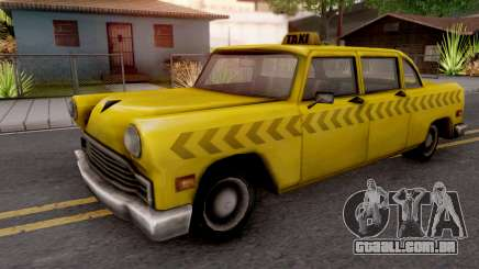Cabbie from GTA VC para GTA San Andreas