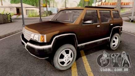 Landstalker GTA III Xbox para GTA San Andreas
