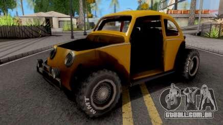 Volkswagen Beetle Baja SA Style v2 para GTA San Andreas