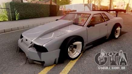 Elegy Drift Grey para GTA San Andreas