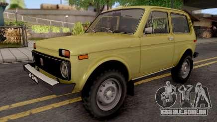 VAZ 2121 1979 para GTA San Andreas