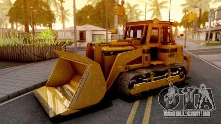 GTA V HVY Dozer v2 para GTA San Andreas